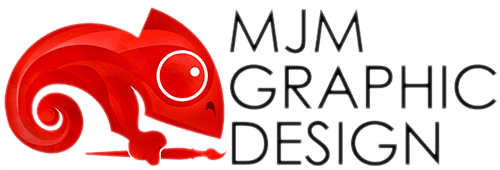 Logo de l'école MJM Graphic Design