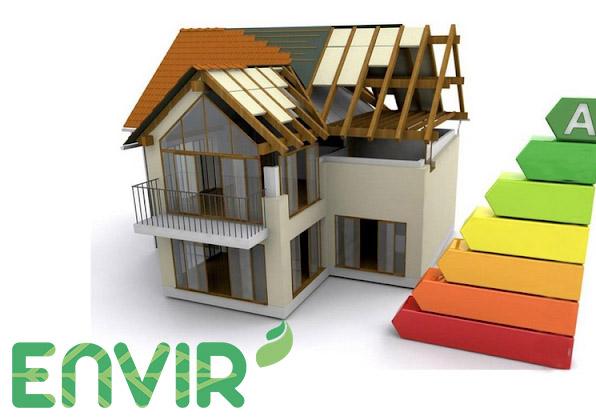 Envir-Entreprise de rénovation énergitique à Changé