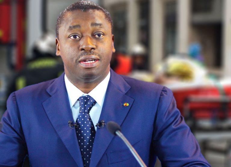 Faure Gnassingbe economiste financier et homme politique elu president de la republique du Togo