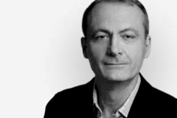 Portrait de Jean Pierre Giolitto
