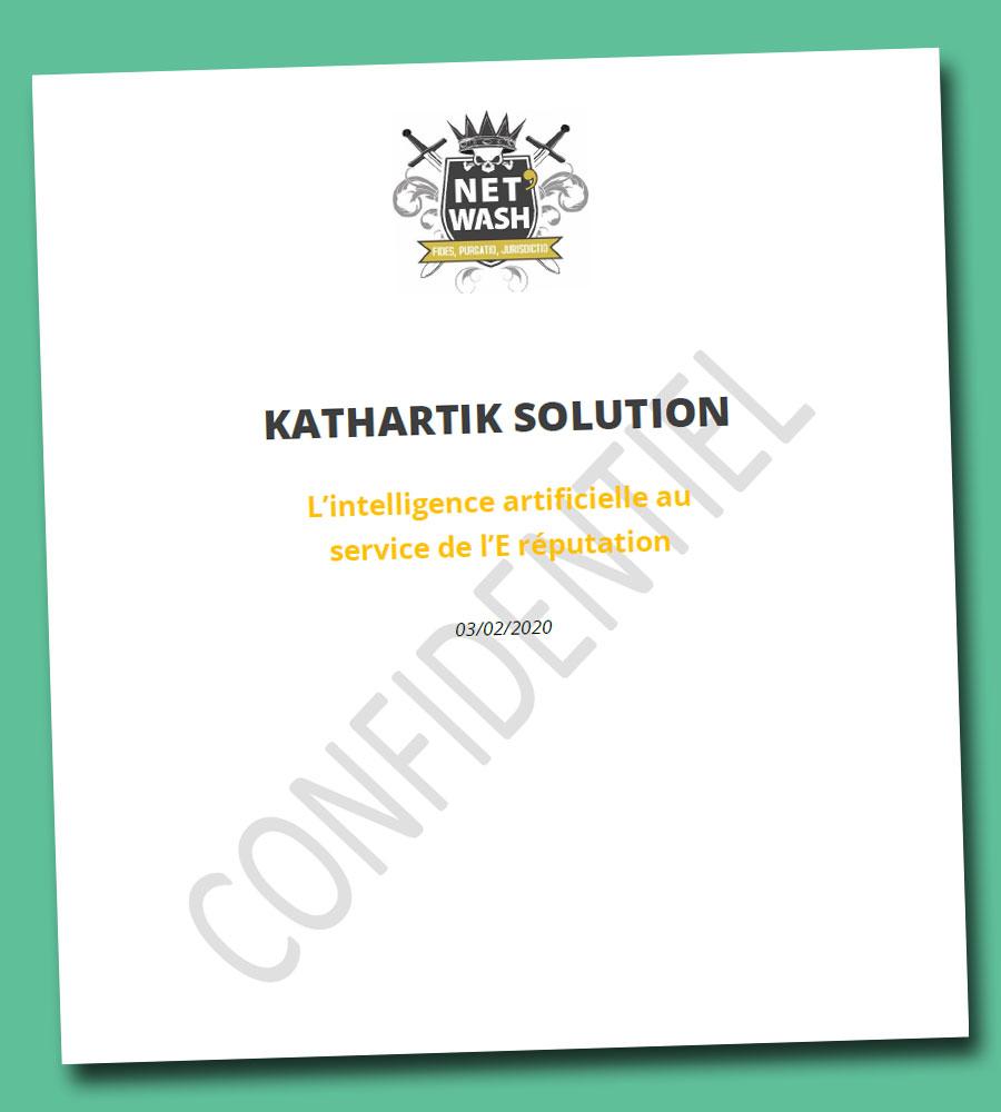 Kathartik Solution de Net'Wash