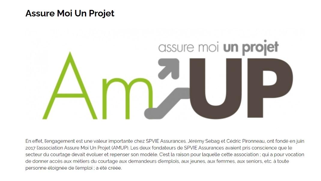 spvie.com assure moi un projet