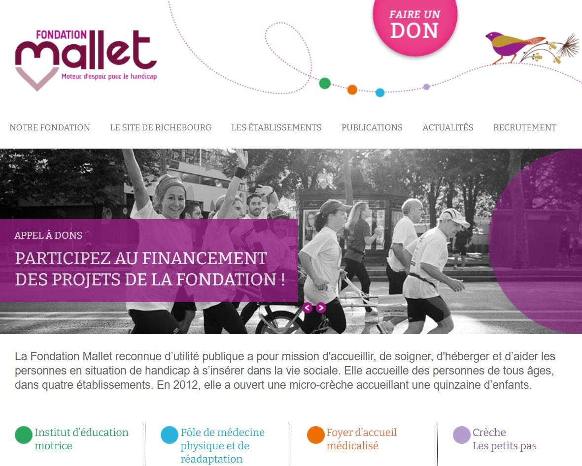 Fondation Mallet presentation