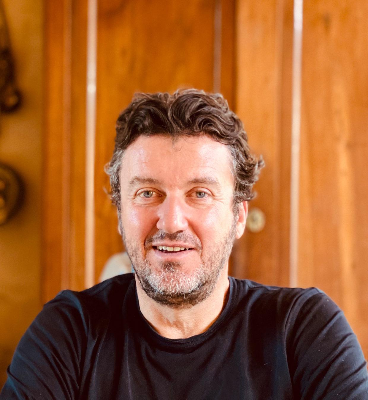 Hugues Lallemand portrait